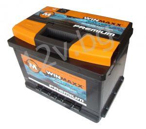 Акумулатор WINMAXX Premium 62R+