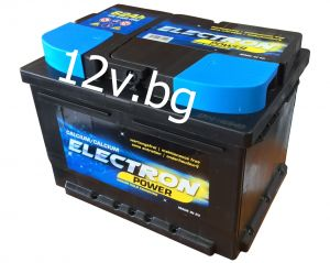 Акумулатор 12/60 R+ ELECTRON