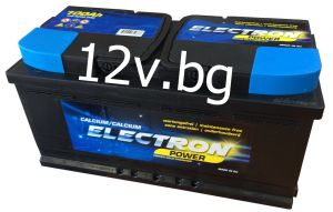Battery 12/95 R+ ELECTRON