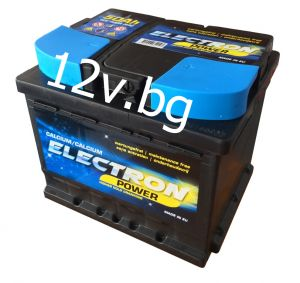 Акумулатор 12/50 R+ ELECTRON