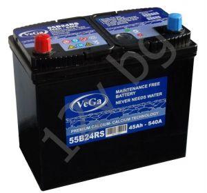 Battery VeGa 45L+JIS
