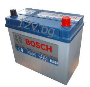 Акумулатор BOSCH S4 45 R+JIS