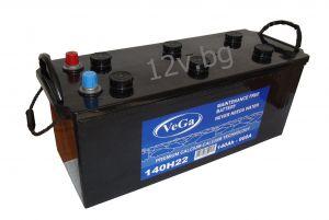 Акумулатор VeGa 135L+