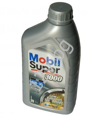 Mobil Super 3000 X1 5W-40  -1л.
