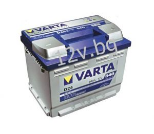 Акумулатор VARTA BLUE DYNAMIC 60R+