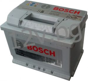 Акумулатор Bosch S5 63R+