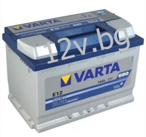 Акумулатор VARTA BLUE DYNAMIC 74L+