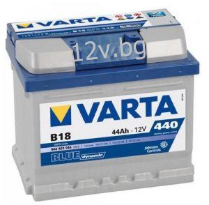Акумулатор VARTA BLUE DYNAMIC 44R+
