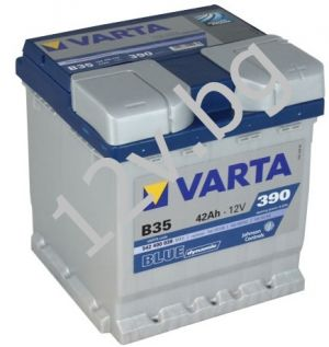 Акумулатор VARTA BLUE DYNAMIC 44 R+