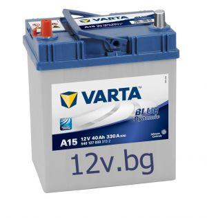 Акумулатор VARTA BLUE DYNAMIC ASIA 40L+ JIS