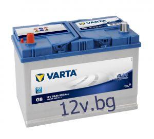 Акумулатор VARTA BLUE DYNAMIC ASIA 95L+ JIS