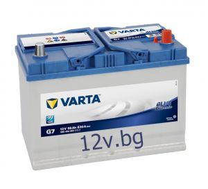 Акумулатор VARTA BLUE DYNAMIC ASIA 95R+ JIS