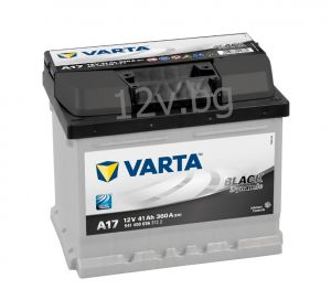 Акумулатор VARTA BLACK DYNAMIC 41 R+