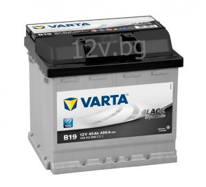 Акумулатор VARTA BLACK DYNAMIC 45 R+