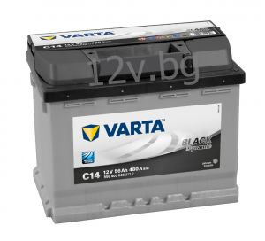 Акумулатор VARTA BLACK DYNAMIC 56 R+