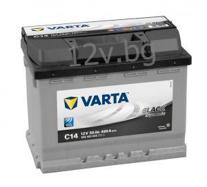 Акумулатор VARTA BLACK DYNAMIC 56 R+