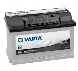Акумулатор VARTA BLACK DYNAMIC 70 R+