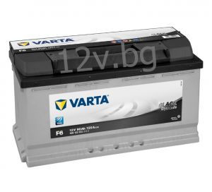 Акумулатор VARTA BLACK DYNAMIC 90 R+