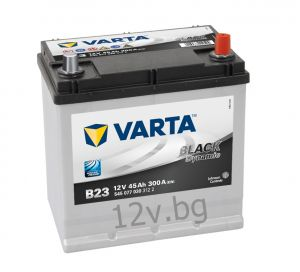 Акумулатор VARTA BLACK DYNAMIC ASIA 45 R+JIS