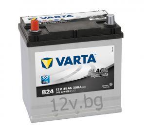 Акумулатор VARTA BLACK DYNAMIC ASIA 45 L+JIS