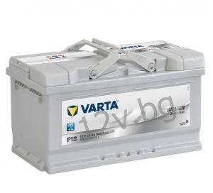Акумулатор VARTA SILVER DYNAMIC 85 R+