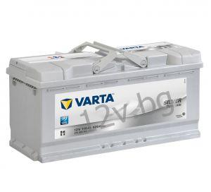 Акумулатор VARTA SILVER DYNAMIC 110 R+