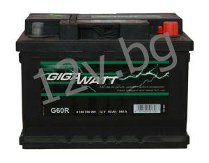 Акумулатор Gigawatt 41 R+