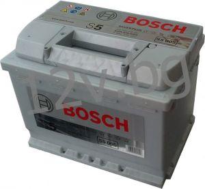 Акумулатор BOSCH S5 63 L+