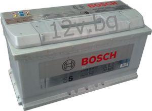 Акумулатор Bosch S5 100R+