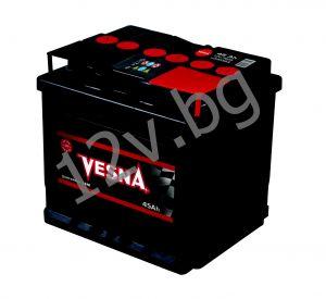 Акумулатор VESNA 45R+