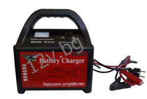 Зарядно устройство за акумулатори BCH-200  12/24v