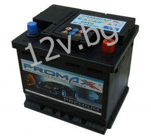 Акумулатор PROMAXX 12/50 Ah R+