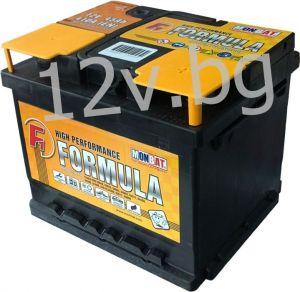 Battery  12/45 R+    FORMULA
