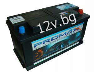 Акумулатор PROMAXX 12/100 Ah R+