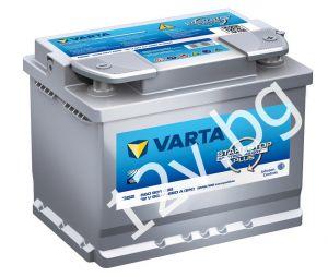 Акумулатор VARTA SILVER DYNAMIC AGM  60 R+