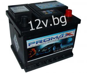 Акумулатор PROMAXX 12/44 Ah R+