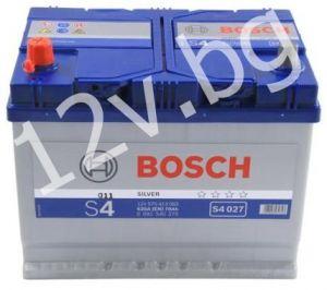 Акумулатор BOSCH S4 70 L+JIS