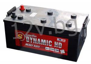 Акумулатор 12/210 L - DYNAMIC HD