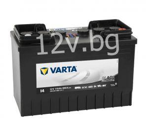 Акумулатор VARTA PROMOTIVE BLACK 110R+