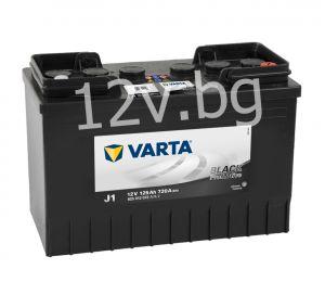 Акумулатор VARTA PROMOTIVE BLACK 125R+