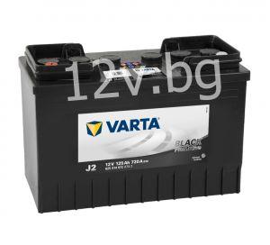 Акумулатор VARTA PROMOTIVE BLACK 125L+