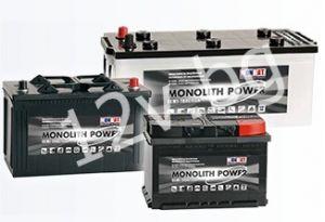 Акумулатор MONBAT MONOLIT POWER 125 Ah R+