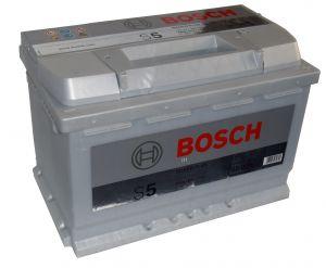 Акумулатор BOSCH S5 77 R+