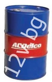 Масло ACDelco MAC 15W40  CI-4 - 205л.