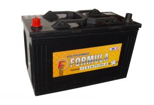Акумулатор 12/130L - FORMULA