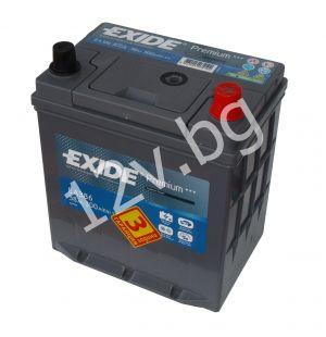 Акумулатор Exide Premium 45 Ah R+ JIS
