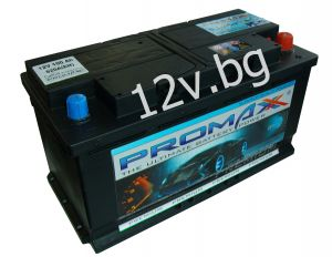 Акумулатор PROMAXX 12/92 Ah R+