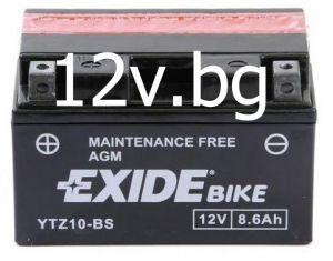Акумулатор Exide Bike YTZ7-BS