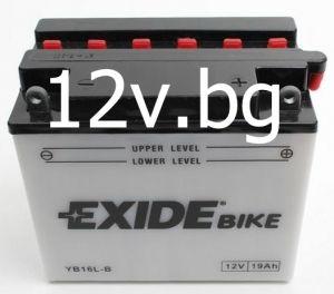 Акумулатор Exide Bike YB16L-B