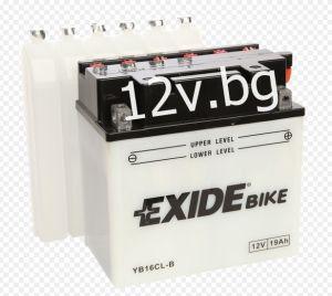Акумулатор Exide Bike YB16CL-B
